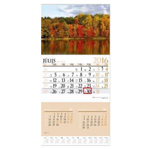 Sienas kalendārs EKO Vision