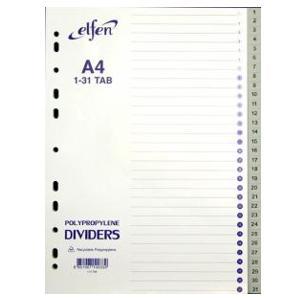 Sadalītājs A4/1-31 ELFEN