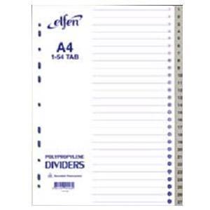 Sadalītājs A4/1-54 ELFEN
