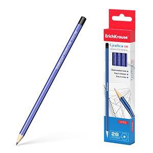 Zīmulis Grafica 100,  ErichKrause,  2B
