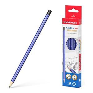Zīmulis Grafica 100,  ErichKrause,  B