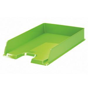 Полка для документов ESSELTE EUROPOST VIVIDA A4, зелёная
