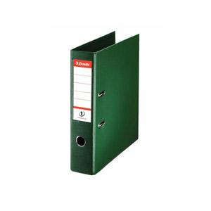 Reģistrs A4/75mm,  zaļš,  ESSELTE No.1 Power