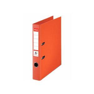 Reģistrs A4/50mm,  oranžs,  ESSELTE No.1 Power