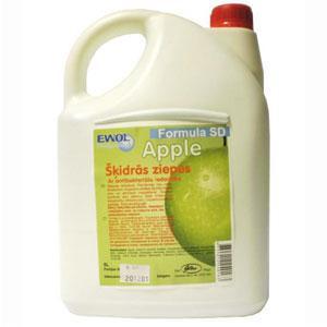Жидкое мыло EWOL SD Apple с антибактериальным эффектом 5л