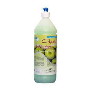 Жидкое мыло EWOL EXTRA S Apple с антибактериальным эффектом 1л