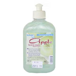 Жидкое мыло-крем EWOL EXTRA S Apple с антибактериальным эффектом 500мл