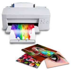 Pašlīmējošs fotopapīrs A4 135g 20lap glancēts Full Color