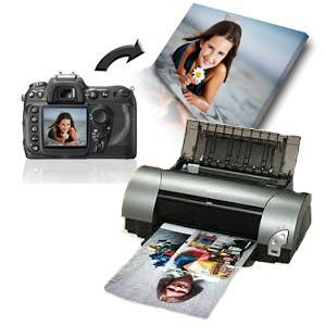 Kanvas fotodrukašanai A4 280gr 5lap