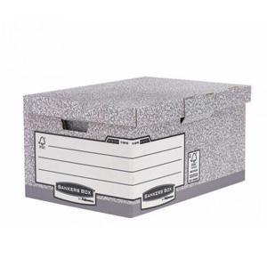 *Arhīvu konteiners kārbām FELLOWES 378x287x545mm