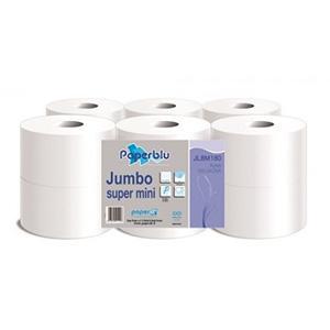 Tualetes papīrs MINI JUMBO,  rullis,  2 kārtas