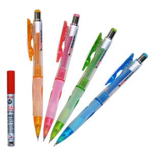 *Mehāniskais zīmulis 0.5mm CLIP-IN komplektā ar grifel.Flair
