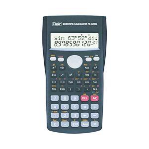 Zinātniskais kalkulators FC-82MS Flair