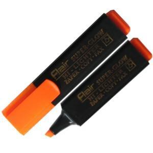 Teksta marķieris FLAIR Super-Glow oranžs