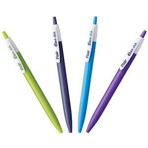 Pildspalva lodīšu EZEE asorti korpuss,  zila tinte, Flair