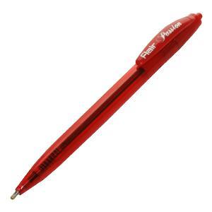 Pildspalva lodīšu EZEE sarkana,  Flair