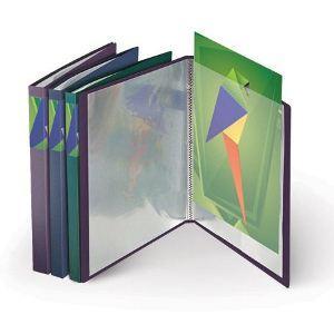 Mape FORPUS A4/40 kabatas METALLIC zaļa