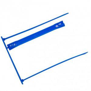 *Arhīva klipši FORPUS 100gab. 120mm,  zila krāsā