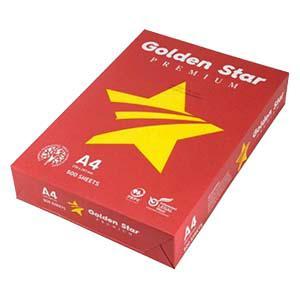 Papīrs Golden Star Premium A4 80g 500lap