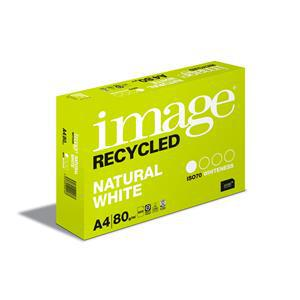 Papīrs IMAGE RECYCLED A4 80g/m2,  500 loksnes