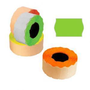 Marķēšanas lente 26x16mm zaļa,  1000uzl./rul.