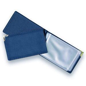 Vizītkaršu bloks KOH-I-NOOR,  110x70mm,  40 vizītk.,  zils