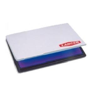 Spilventiņš zīmogu LANCER zils  116x70