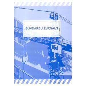 Būvdarbu žurnāls A4/236lpp.