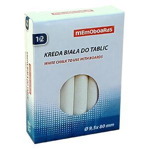 Krītiņi baltie 12 gab. Memoboards
