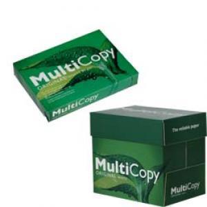Papīrs MULTICOPY A4 80g/m2 500lap.