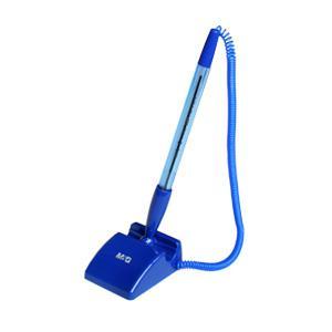 Pildspalva lodīšu E-TAKE SIMPLE ar statīvu 0.7mm,  zila