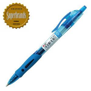 *Pildspalva gēla R1 0.5mm zila AGP02376