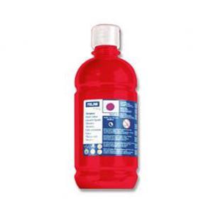 Guaša 500 ml sarkana