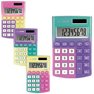 Kalkulators Milan SUNSET