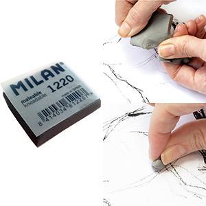 Dzēšgumija māksliniekiem MILAN 1220