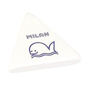 Dzēšgumija MILAN 3X3 trīsstūrveida