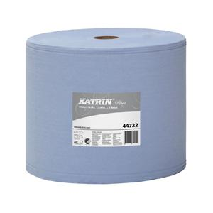 Dvieļi KATRIN Plus L2 Blue 350m,  2 slāņi