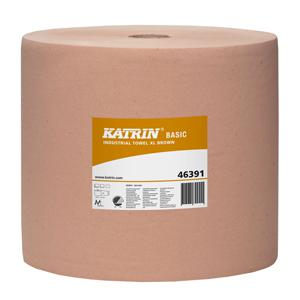 Dvieļi KATRIN Basic XL Brown 1000m,  1 slānis