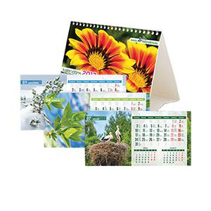 Galda kalendārs PYRAMID small,  2017g.