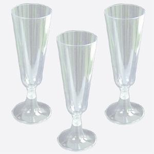 Šampanieša glāzes 6 gab.