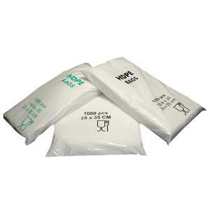 Maisiņi 10+8x27(18x27) 1000gab. (0.6kg/1pac.),  HDPE