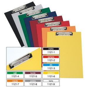 Planšete Multi-S A4 formāts,  dažādas krāsas
