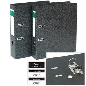 Reģistrs Multi-S,  A5/50mm,  vertikāls,  kartona