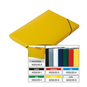 Mape Multi-S A4/20mm ar gumiju,  dazādas krāsas