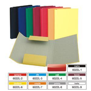 Mape Multi-S A5 ar līmpogu,  dažādas krāsas