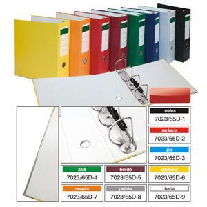 Mape Multi-S,  A4 ar 4 gredzeniem (D=65mm),  dažādas krāsas