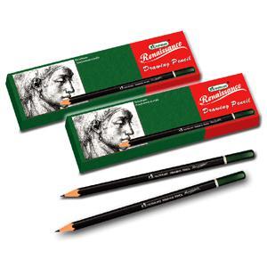 Mākslinieku zīmulis HB Renaissance