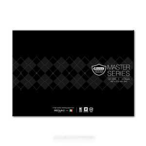 Akvareļu albums A4,  14 lapas,  100g/m2,  MASTER