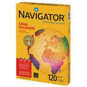 Papīrs NAVIGATOR ColourDoc.A4/120g 250l.