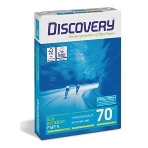 Papīrs Discovery Navigator A4,  70g/m2,  500 loksnes